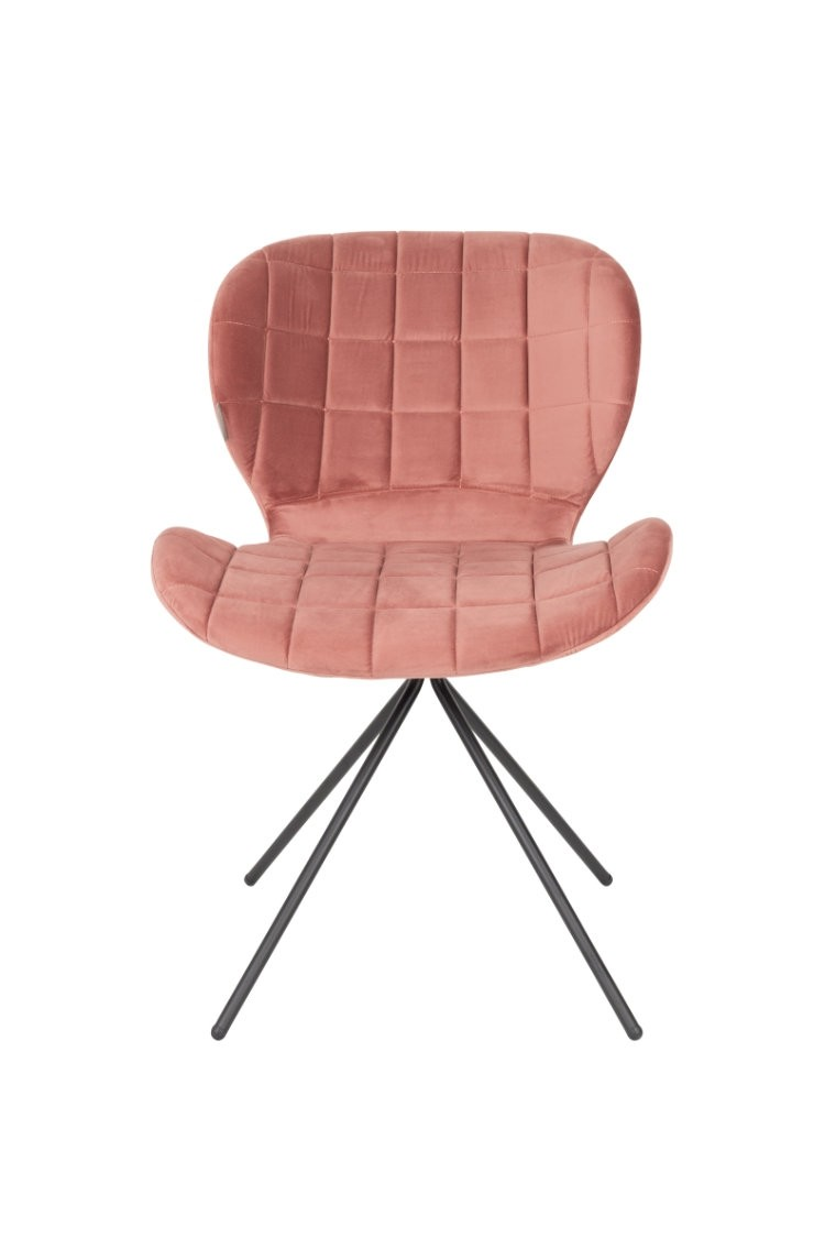Zuiver Velvet chair
