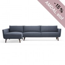 DESIGN ON STOCK BYEN HOEKBANK 1-ARM & CHAISE LONGUE