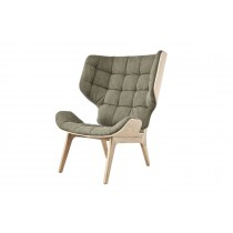 NORR11 MAMMOTH CHAIR, licht en meubels, amsterdam, canvas green