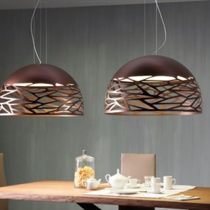 STUDIO ITALIA KELLY DOME LAMP MEDIUM