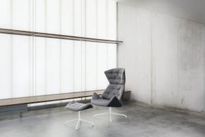 Thonet 808 Loungefauteuil
